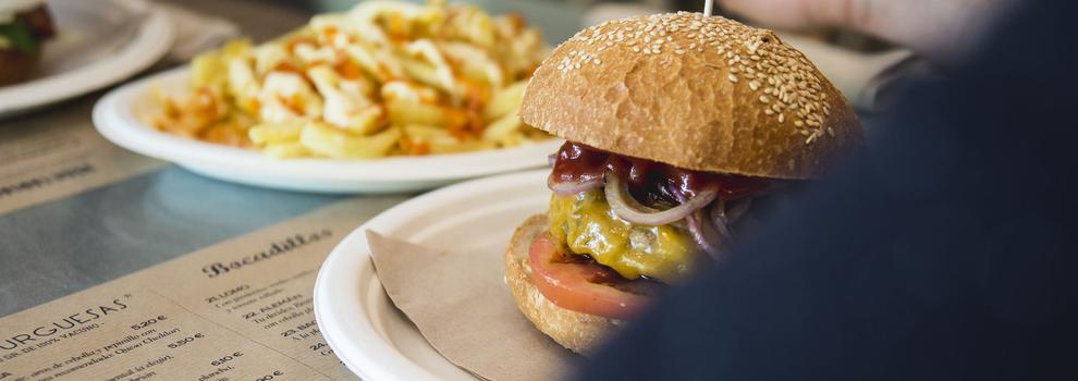 comida para llevar zaragoza / hamburgueserias zaragoza