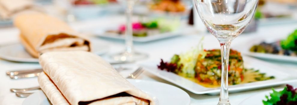 Servicios de catering en Murcia