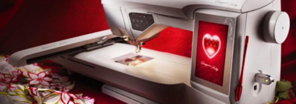 Máquinas de coser en Madrid | Maquiborda