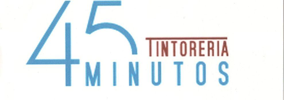 Tintorerías y lavanderías en Madrid | Tintorería 45 Minutos