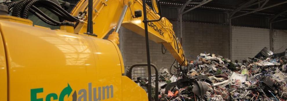 Residuos electrónicos en Valencia