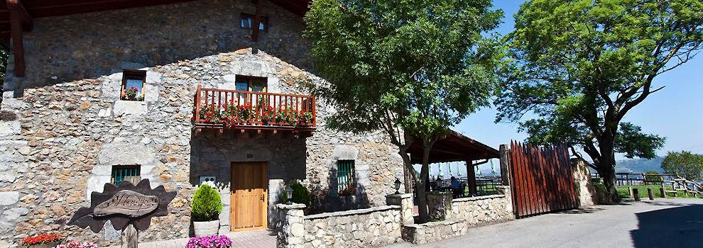 Restautante asador en las faldas del Pagasarri, a 5 minutos de Bilbao  Asador Mendipe