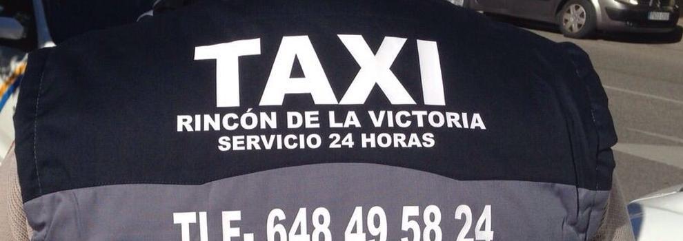 servicio de taxis Rincon de la Victoria