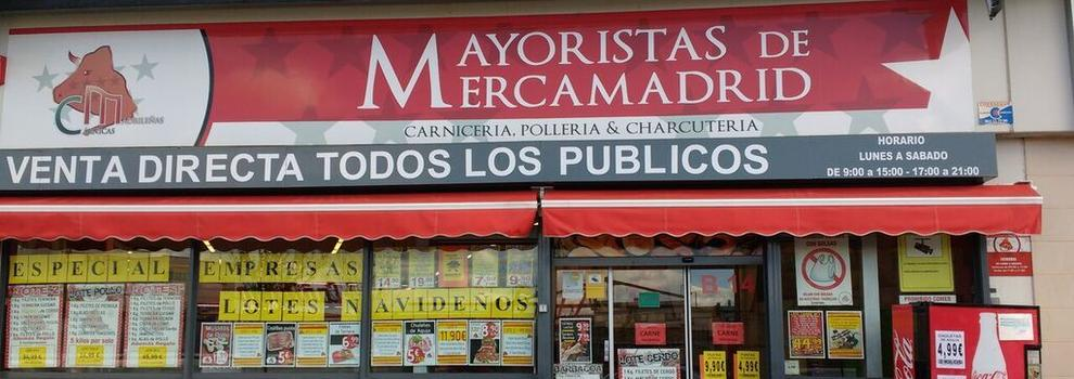 Carnicerías en Madrid | Morego Industrias Cárnicas, S. L.