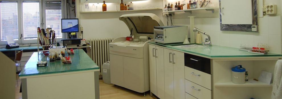 Laboratorio de análisis clínicos en el Eixample Barcelona