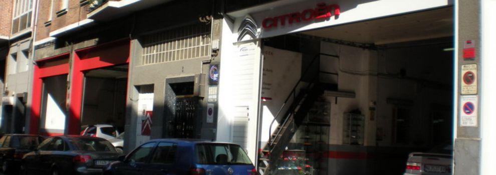 Talleres de automóviles en Bilbao   Talleres Arberas, S.L.