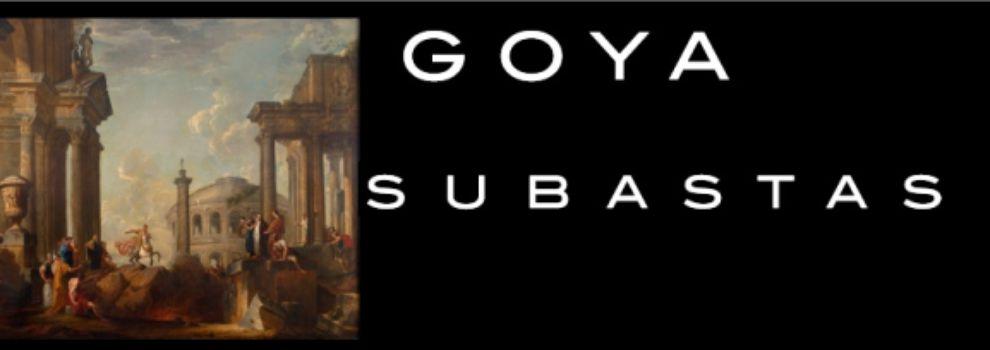 Subastas en Madrid | Goya Subastas