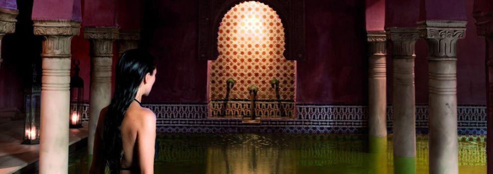 Baño Arabe En Granada:Baños árabes hammam en Granada