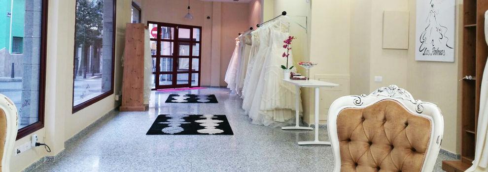 Vestidos para novias en Las Palmas