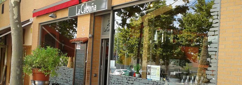 Cocina tradicional en Alcobendas | Restaurante La Cabaña