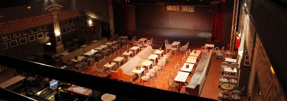 galileo galilei sala: