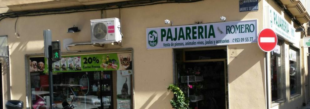 Tienda de mascotas en Linares   Mascotas Romero