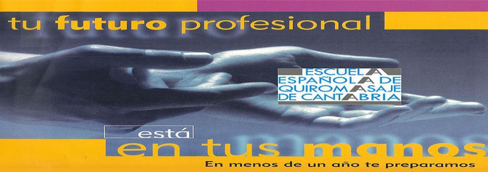 Fisioterapia y rehabilitación Cantabria | Escuela Española de Quiromasaje de Cantabria