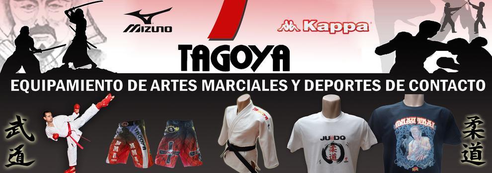 Tienda de artes marciales en Málaga: Tagoya