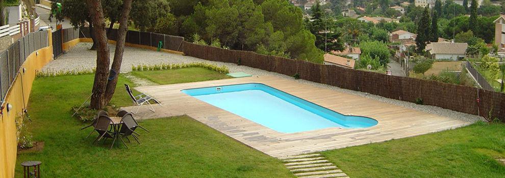 Empresa de construccion de piscinas en coru a for Construccion de piscinas en santiago