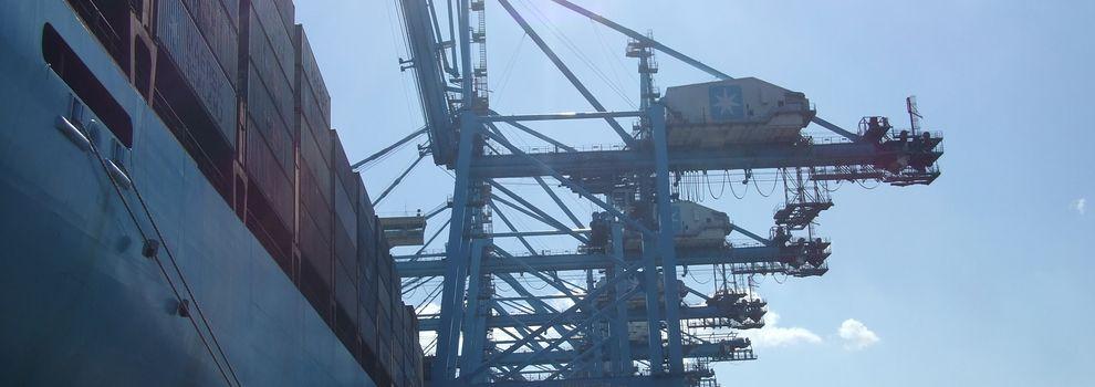 Transporte marítimo de mercancías