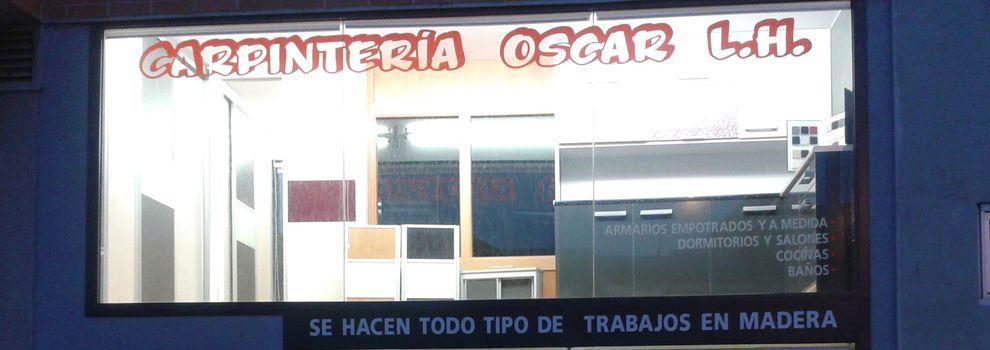 Muebles de cocina en Pamplona  Carpintería Óscar L.H.
