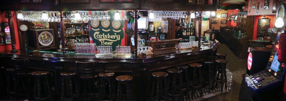 Pub irlandes en Hortaleza, Madrid | The Frank Tavrn