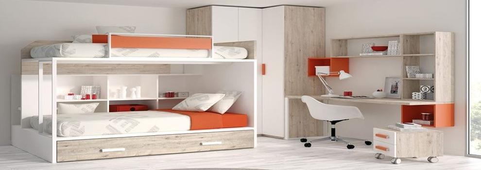 Dormitorios juveniles en Vitoria