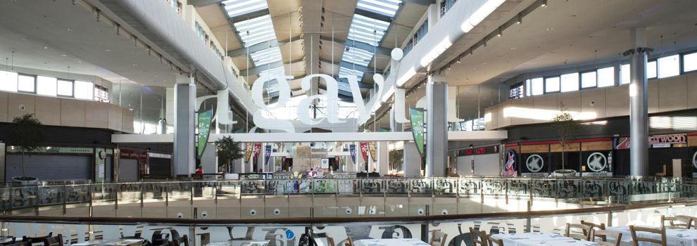 Centros comerciales en madrid centro comercial la gavia for Centro comercial sol madrid