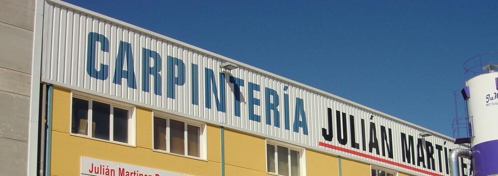 Carpintería en Cuenca | Julián Martínez Poyatos
