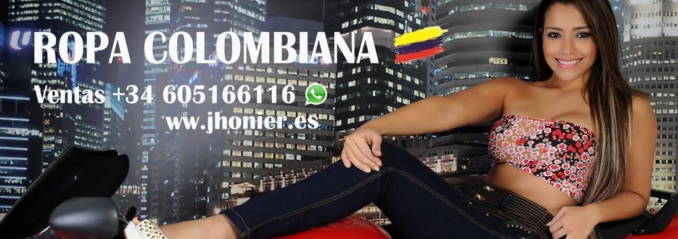 Ropa colombiana en Sevilla | Jhonier Moda Colombiana