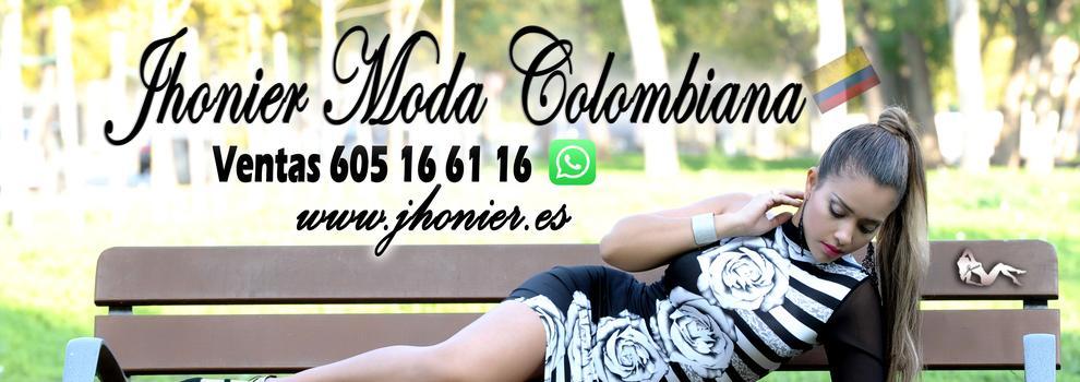 Ropa colombiana en Sevilla   Jhonier Moda Colombiana