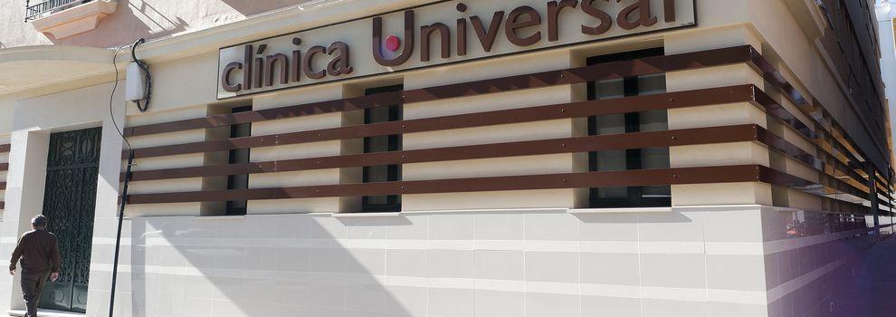 Implantes dentales a buenos precios en Algeciras | Clínica Universal