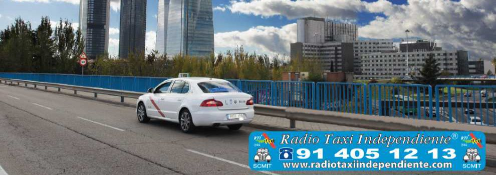 Taxis en Madrid | Radio Taxi Independiente