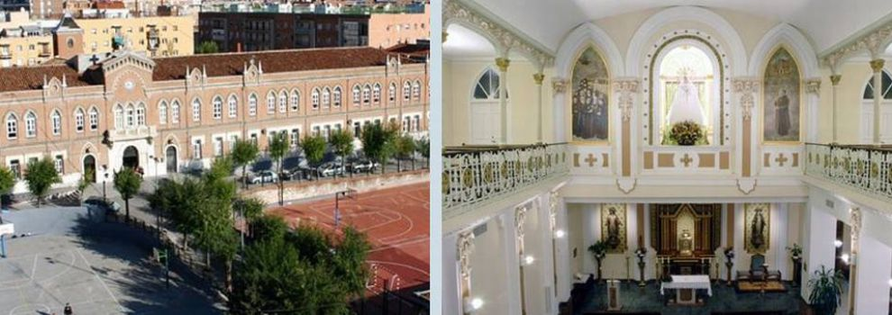 Private schools in Madrid | Colegio Fundación Caldeiro