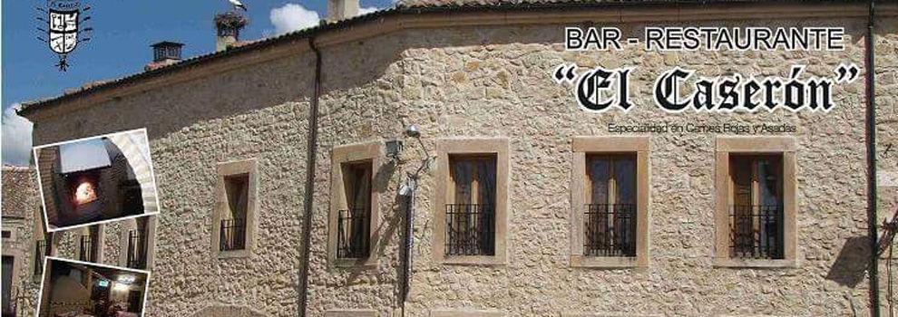 Restaurante en San Pedro de Gaíllos | El Caserón