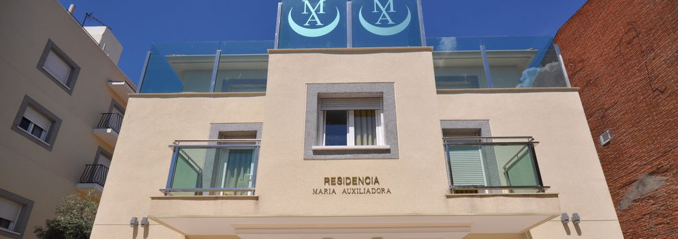 Geriatric homes in Madrid | María Auxiliadora