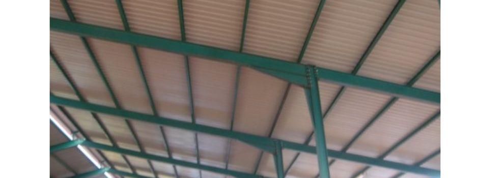 Estructuras metálicas en Zamora