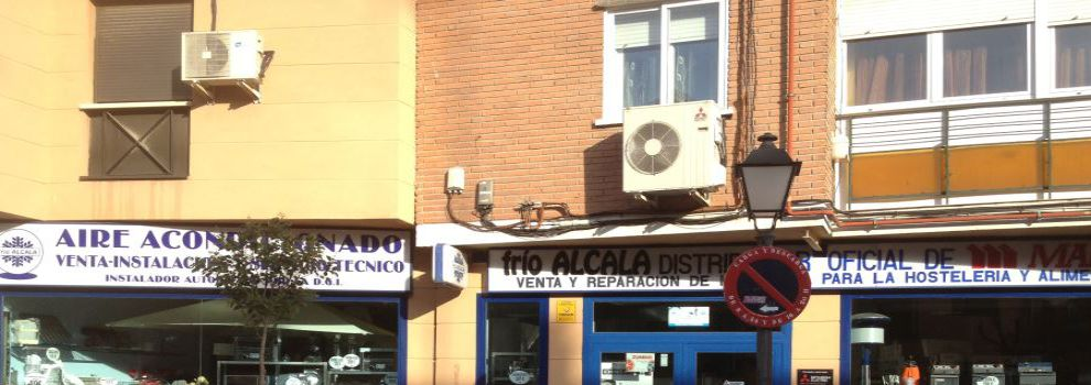 Maquinaria de hostelería en Alcalá de Henares | Frío Alcalá