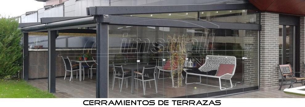 Cerramientos de terrazas en Guipúzcoa