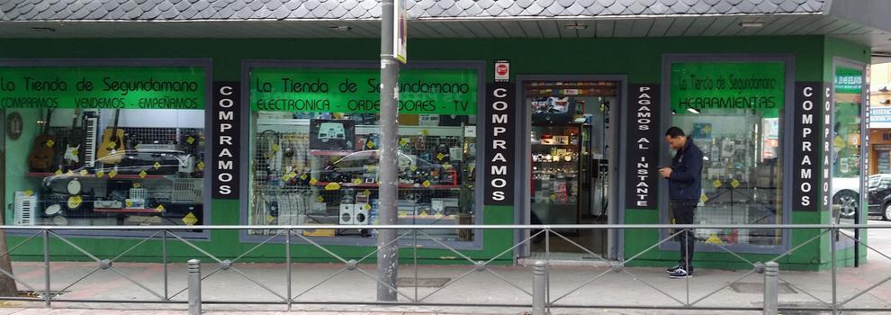 Segunda mano en Madrid | La Tienda De Segundamano