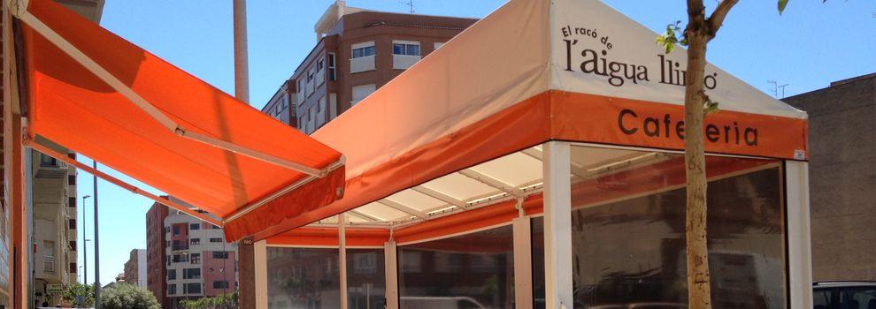 Alquiler de carpas en Castellón | Toldos Iserte