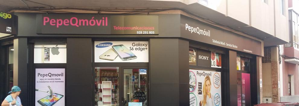 Baterías y fundas para móviles en Las Palmas
