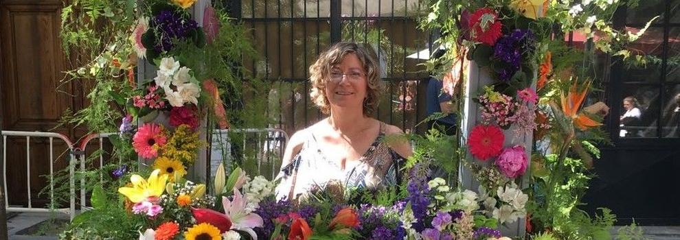 Arreglos florales en Madrid centro - Freesia