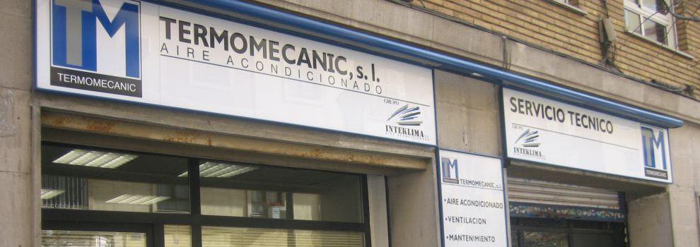 Instalación de aire acondicionado Valencia | Termomecanic