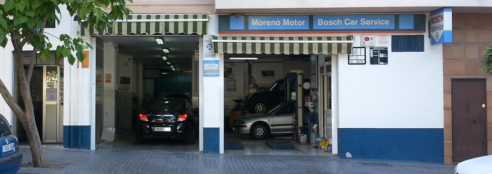 Talleres de automóviles en Córdoba | Taller Mecánico Moreno Motor