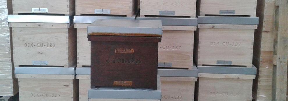 Fabricación de colmenas en Valencia | Suministros Jumasa