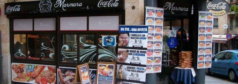 Pizzería italiana en Salamanca capital | Marmara