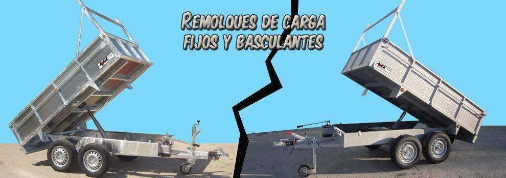 Remolques de carga en Zaragoza | Remolques JOGE