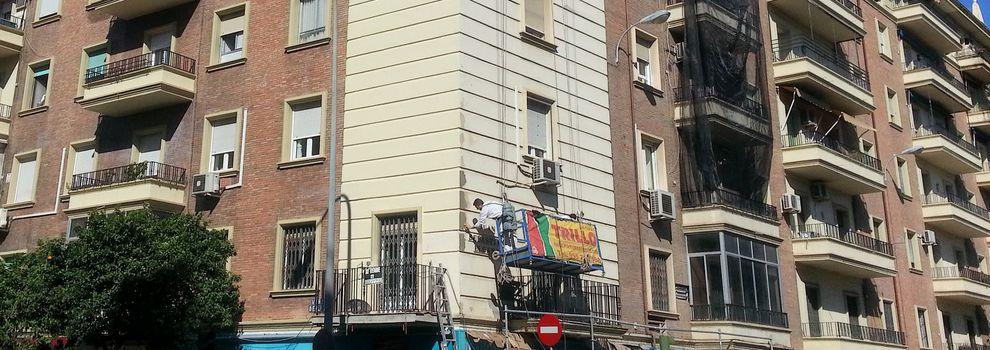 Pintores económicos en Sevilla