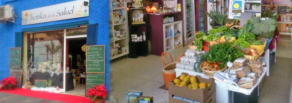 Herbolarios y dietética en Los Cristianos | La Botika de la Salud