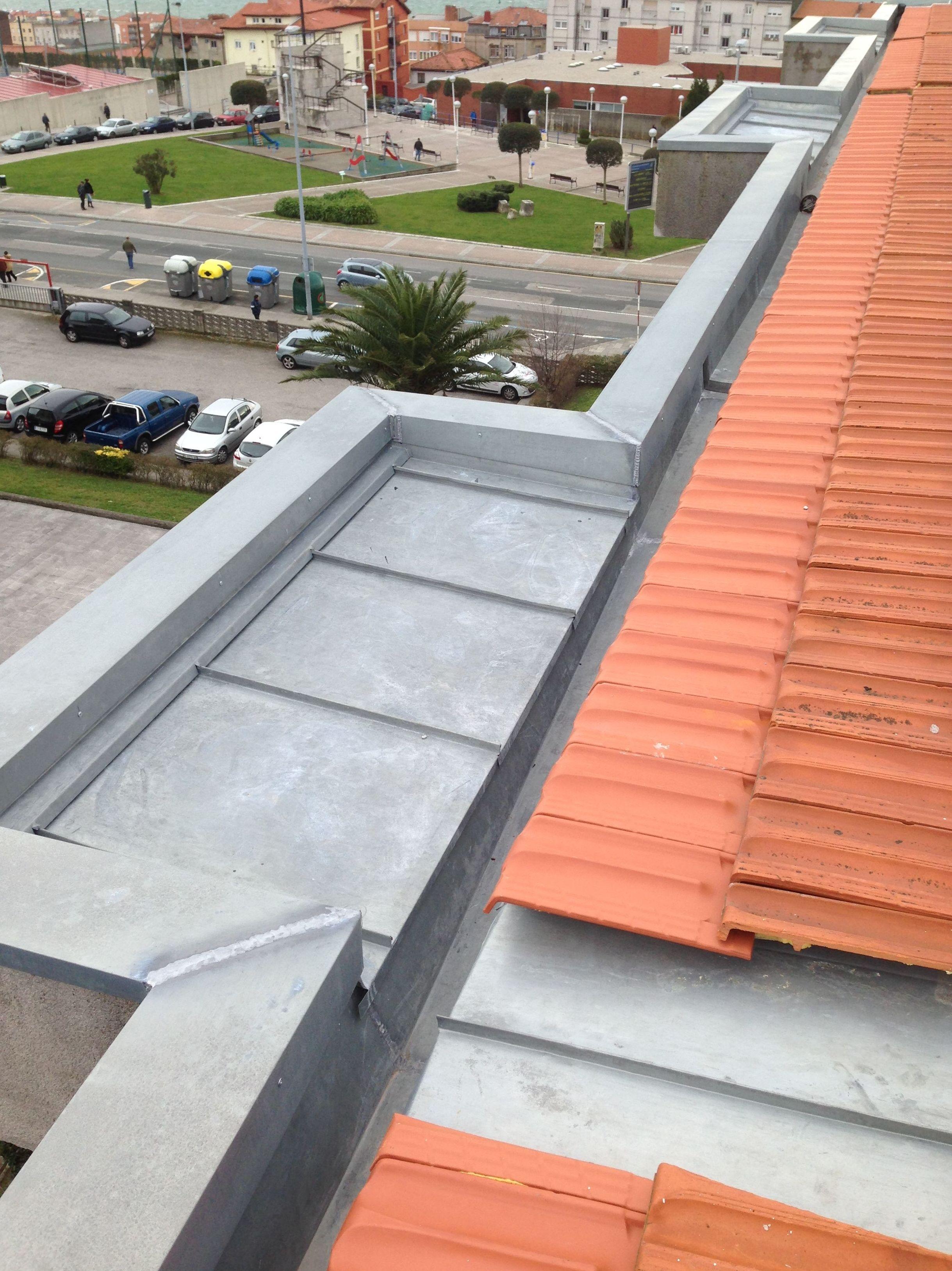 Reparaci n y mantenimiento de tejados y cubiertas - Cubiertas de tejados ...
