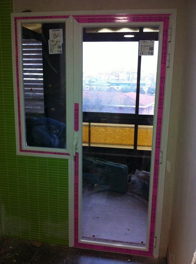 Colocaci n de ventanas ventanales y puertas cristaleras for Colocacion de ventanas de aluminio