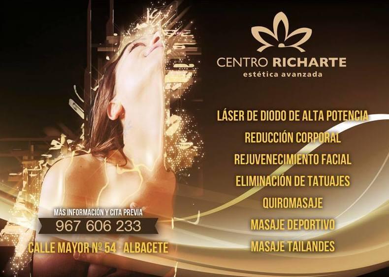 Foto 1 de Centros de estética en Albacete | Centro Richarte