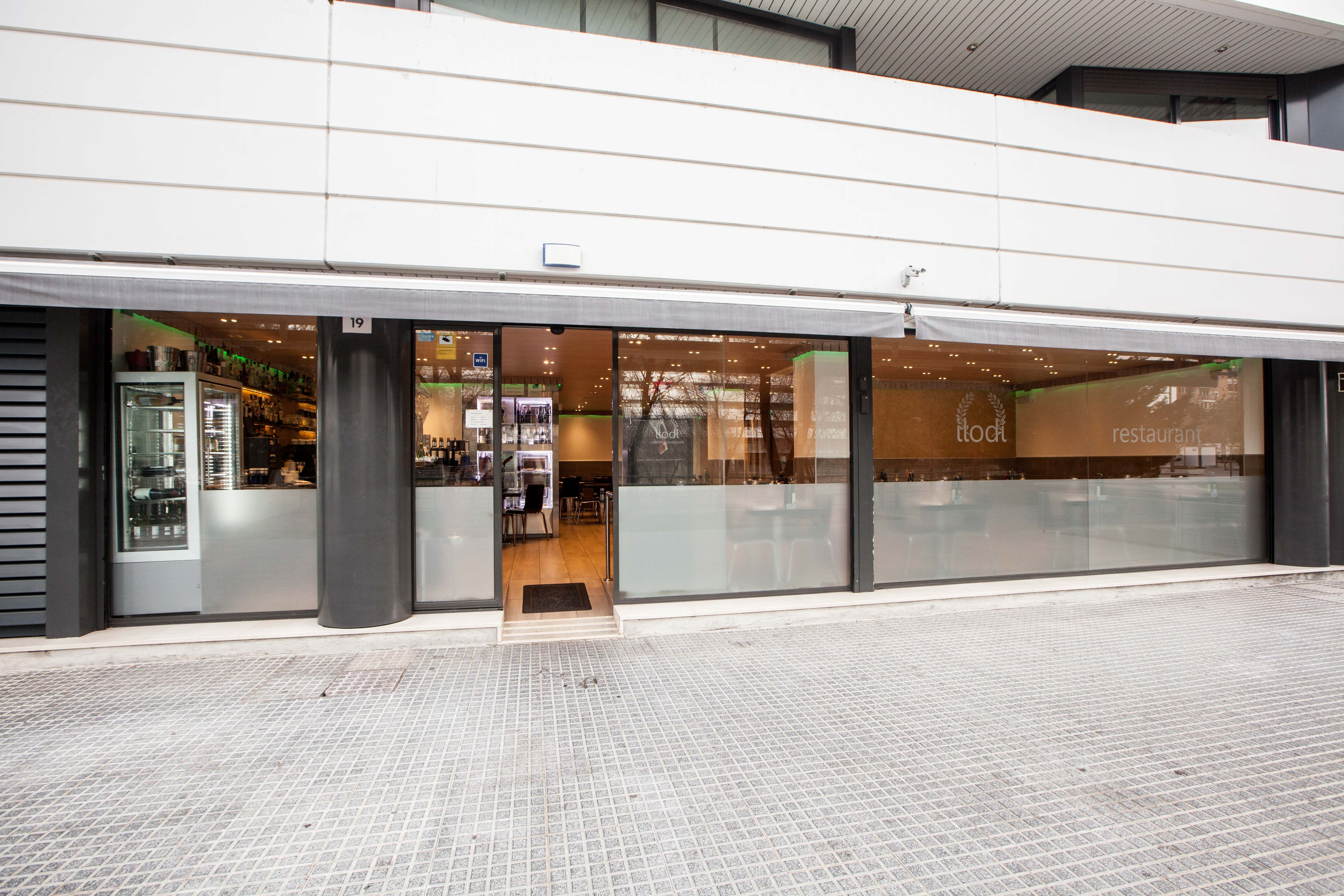 Foto 3 de Restaurante en Barcelona   Restaurante Ilodi